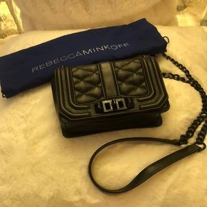 Rebecca Minkoff crossbody miniature bag